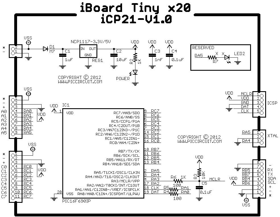 Pic12f509 datasheet