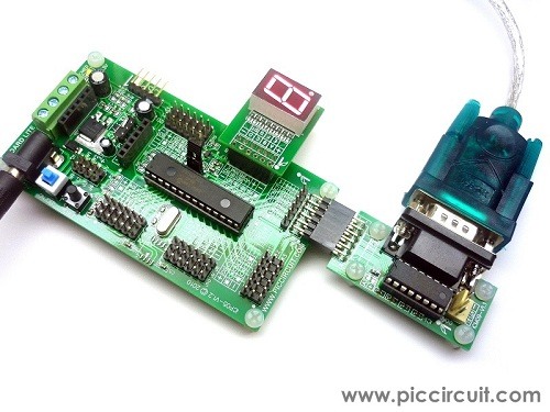 RS232 Module with iBoard Lite