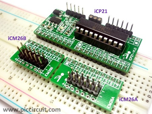 iCM26A with iBoard Tiny