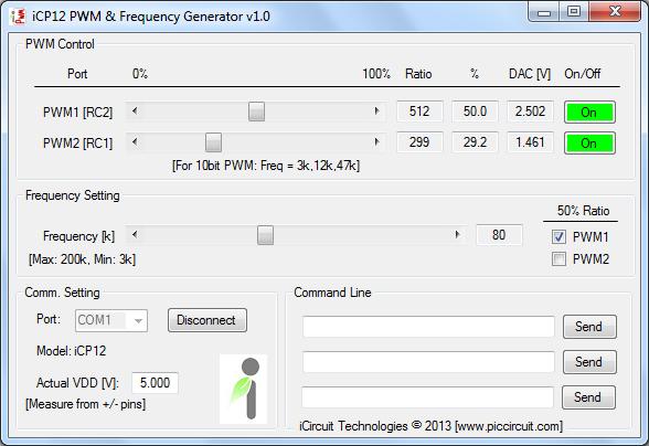 pwmGenerator v1.0
