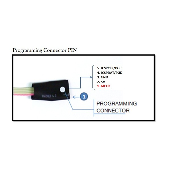 iCP01 USB Microchip PIC Programmer with ICSP amp PICkit 2