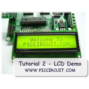 Tutorial 02 - 2x16 & 4x20 LCD Demo (Free)