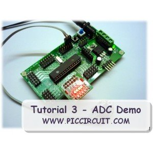 Tutorial 03 - ADC Demo (Free)