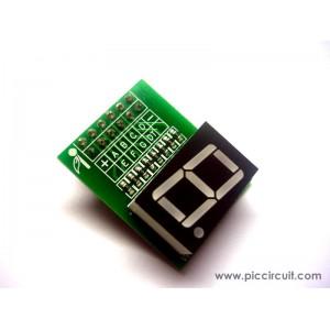 iCM03 - 7 Segment Display