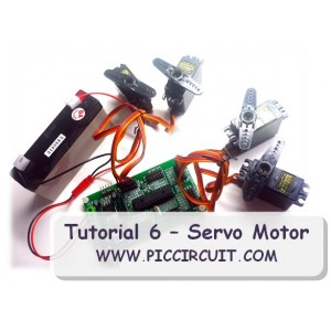 Tutorial 06 - Servo Motor Demo (Free)