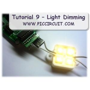 Tutorial 09 - Light Dimming Demo (Free)