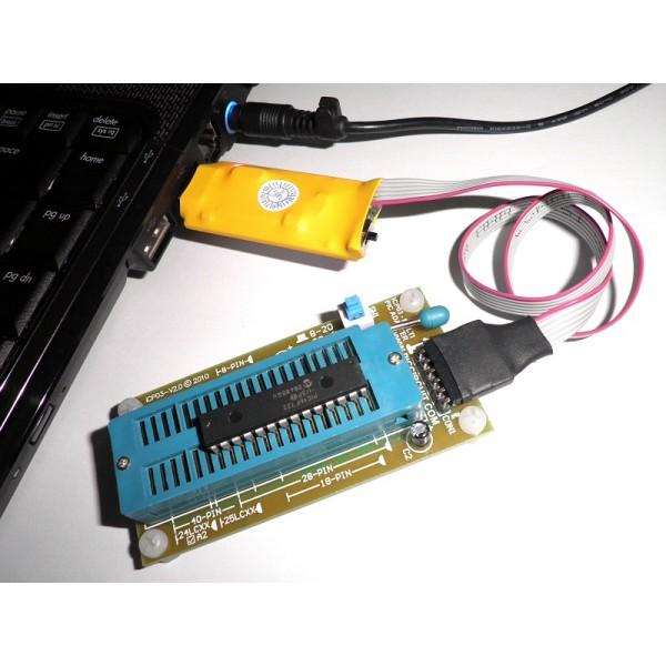 icp02  5 0v  with icsp