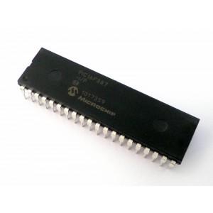 PIC16F887-I/P (PDIP-40)