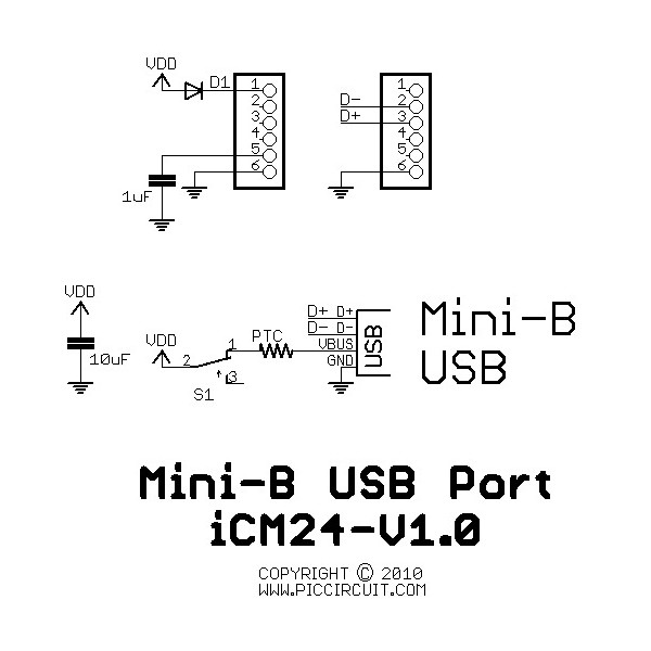 icm24 mini b usb port icm24 mini b usb port usb mini wiring diagram at cos-gaming.co