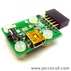 iCM24 - Mini-B USB Port