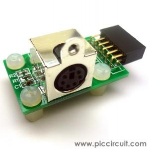 iCM25 - PS/2 Port