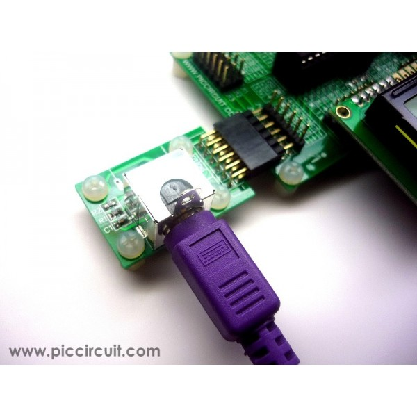 icm25-ps-2-port  Pin Din Connector Wiring Diagram on