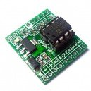 iCP07 - iBoard Tiny (Microchip 8-pin PIC12 Development Board)