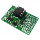 iCP07A - iBoard Tiny Extensions (Microchip 8-pin PIC12 Dev. Board with 3x 300mA driver)