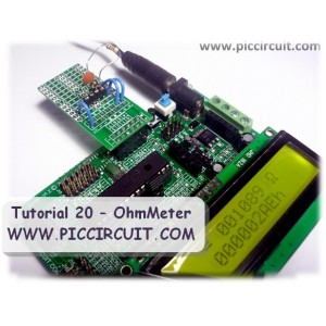 Tutorial 20 - OhmMeter