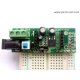 iCM27 - Power Supply Module (3.3V & 5.0V) with breadboard