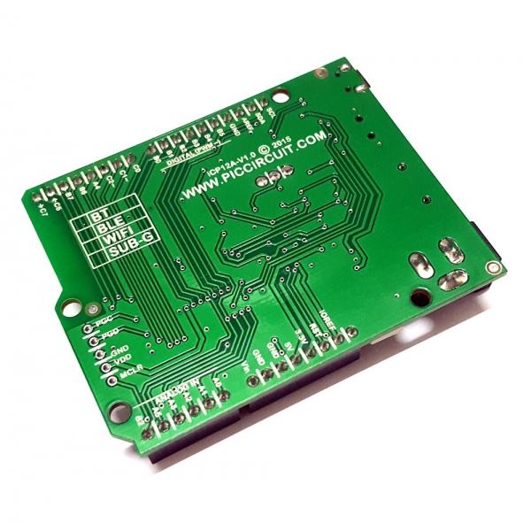 Icp a daqduino usb daq pc oscilloscope data logger