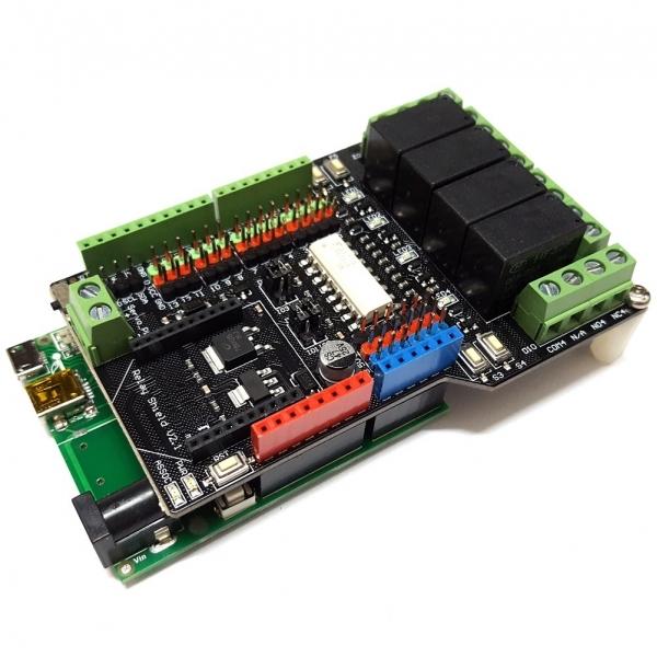 Pin Data Acquisition : Icp a daqduino usb daq pc oscilloscope data logger