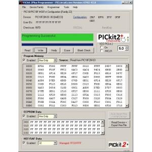 PICkit2 Plus (Enhanced PICkit2 Version)