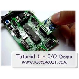 Tutorial 1 - I/O Demo (Free)