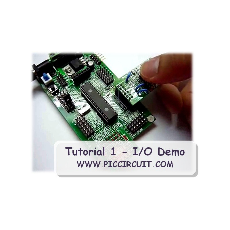 Tutorial 1 - I/O Demo (Free)