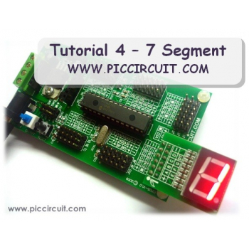 Tutorial 4 - 7 Segment Demo (Free)