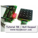 Tutorial 5B - 4x4 Keypad Demo (Free)