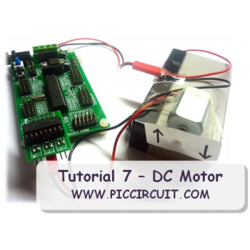 Tutorial 7 - DC Motor Demo (Free)