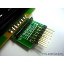 iCM07B - 4x4 Keypad Pin Header