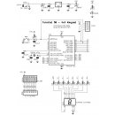 Tutorial 5B - 4x4 Keypad Demo Schematic