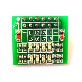 iCM02 - 8 x LEDs Module