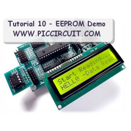 Tutorial 10 - EEPROM Demo (Free)