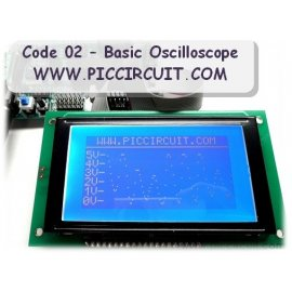 Code 02 - Basic Oscilloscope