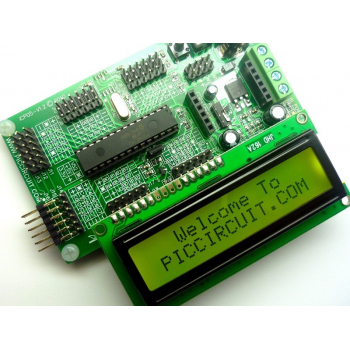 iCP05 - iBoard Lite with LCD