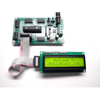 iCP05 - iBoard Lite with External LCD