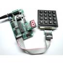 iCP05 - iBoard Lite with Keypad & 7 Segment