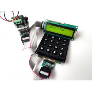 iCP06 - iBoard Mini with LCD & Keypad