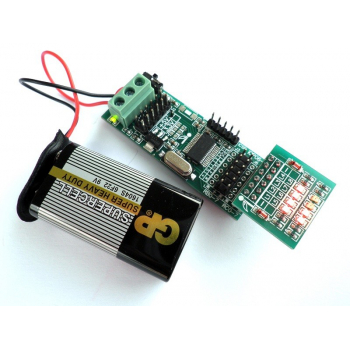iCP06 - iBoard Mini with 8x LEDs module