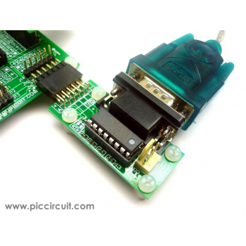 iCM09 - RS232 Module with iBoard Lite