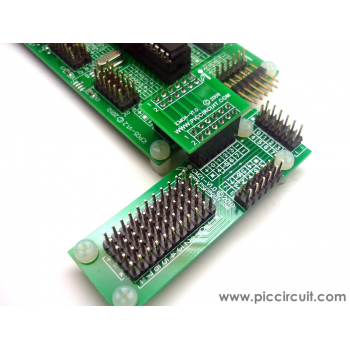 iCM21 - 8x Servo & ADC Port with iBoard