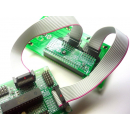 iCA05 - Graphic LCD Development Kit Wiring