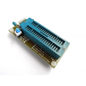 iCA03 - USB Microchip PIC Programmer Set (3 3V/5 0V, with