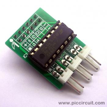 iCM16 - L293D Driver
