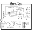 iCP07A - iBoard Tiny Extensions Schematic
