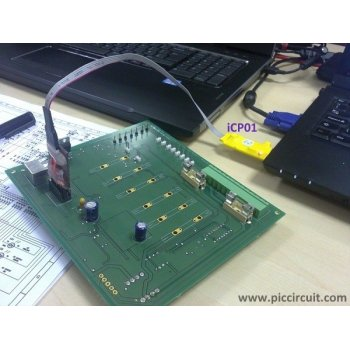 iCP01 and Target Board