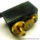 iM01A - Servo Motor with Metal Gear Box