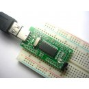 iCP12 - usbStick with breadboard & USB cable