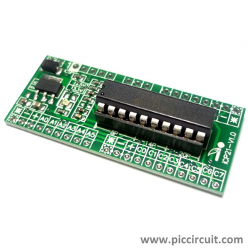 iCP21 - iBoard Tiny x20 with 20pin PIC