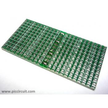 iCM05A - 2x Blank IO Board