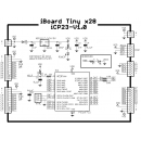 iCP23 - iBoard Tiny x28 Schematic
